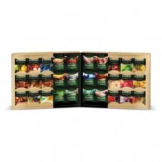 Чай GREENFIELD Гринфилд, набор 30 видов, 120 пакетиков в конвертах, 231,2 г, 1074-08