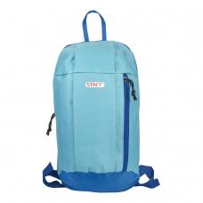 Рюкзак STAFF 'Air', универсальный, голубой, 40х23х16 см, 227044