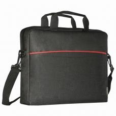 Сумка для ноутбука DEFENDER LITE 15,6', нейлон, черная с карманом, 26083