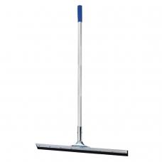 Швабра-стяжка/водосгон, ширина 60 см, алюминиевый черенок 118 см, металлическая основа/резина, ЛАЙМА PROFESSIONAL, 601516