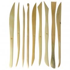 Стеки для лепки Сонет, набор 9 шт., дерево, длина 15 см, DK11141
