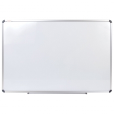 Доска магнитно-маркерная 45х60 см, алюминиевая рамка, STAFF, 235461
