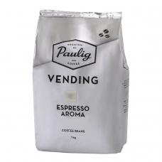 Кофе в зернах PAULIG Паулиг 'Vending Espresso Aroma', натуральный, 1000 г, вакуумная упаковка, 16377