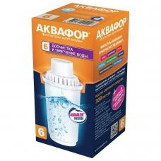 Сменная кассета АКВАФОР 'В1006', умягчение воды, для фильтров АКВАФОР, И3812