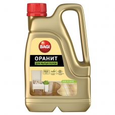 Средство для мытья пола и стен 3л BAGI ОРАНИТ, для всех видов покрытий, концентрат, ш, H-310232-N