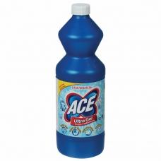 Средство для отбеливания и чистки тканей 1 л ACE для белой ткани, гель, 2702242