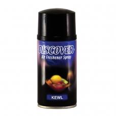 Сменный баллон 320 мл, DISCOVER 'Kewl', фруктовый, для диспенсеров DISCOVER