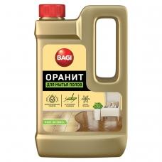 Средство для мытья пола 550мл BAGI ОРАНИТ, концентрат, ш/к 69107, H-769107-N