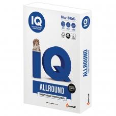 Бумага офисная А3, класс 'В', IQ ALLROUND, 80 г/м2, 500 л., Сыктывкар, белизна 162% CIE