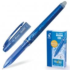 Ручка стираемая гелевая PILOT 'Frixion Point', СИНЯЯ, игольчатый узел 0,5 мм, линия письма 0,25 мм, BL-FRP-5