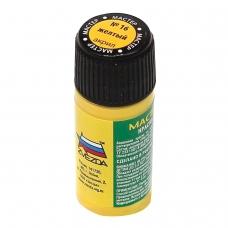 Краска акриловая для моделей 'МАСТЕР-АКРИЛ', 12 мл, желтый, ЗВЕЗДА, 16-МАКР