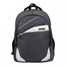 Рюкзак BRAUBERG 'Sprinter', 30 л, размер 46х34х21 см, ткань, серо-белый, 224453
