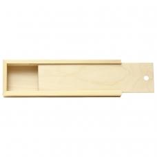 Пенал для кистей 'Сонет', деревянный, сосна, 35х10х4 см, 2135098