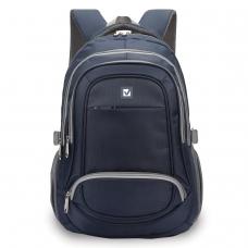 Рюкзак BRAUBERG для старших классов/студентов/молодежи, 'Райдер', 30 литров, 46х34х18 см, 225523