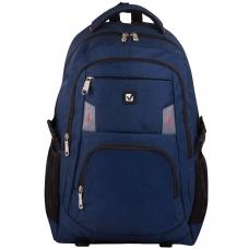 Рюкзак BRAUBERG универсальный с отделением для ноутбука, 'Меркури', 30 литров, 49х34х15 см, 226348
