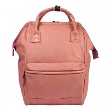 Рюкзак BRAUBERG молодежный, 'Корал', искуственная кожа, 34х23х15 см, 227078