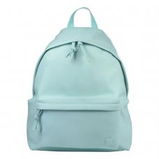 Рюкзак BRAUBERG молодежный, сити-формат, 'Селебрити', искуственная кожа, бирюзовый, 41х32х14 см, 227101
