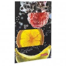 Папка-уголок BRAUBERG Fresh zone, А4, 150 мкм, цветная печать, 228035