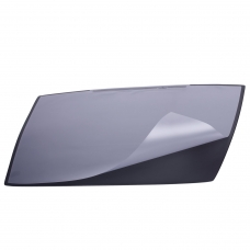 Коврик-подкладка настольный для письма DURABLE , c прозрачным листом, 65х52 см, черный, 7201-01