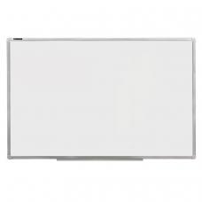 Доска магнитно-маркерная BRAUBERG стандарт, 100х180 см, алюминиевая рамка, 235524