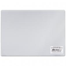 Обложка-карман для медицинского полиса, ПВХ, прозрачная, 160х220 мм, 0,3 мм, ДПС, 3151.300