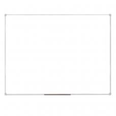 Доска магнитно-маркерная STAFF, 90х120 см, ПВХ рамка, 236159