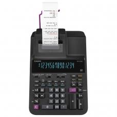 Калькулятор CASIO печатающий DR-320RE, 14 разрядов, 307х255 мм, питание от адаптера 250402, черный, DR-320RE-E-EC