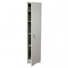 Шкаф металлический офисный НАДЕЖДА ШМС-9, 1850х379х452 мм, разборный