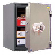 Сейф огнестойкий VALBERG FRS-51 CL, 490х430х430 мм, 50 кг, фиксированный код + ключ