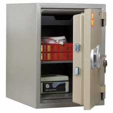 Сейф огнестойкий VALBERG FRS-49 KL, 490х350х430 мм, 48 кг, 2 ключевых замка