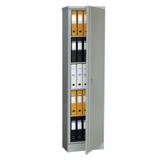 Шкаф металлический офисный ПРАКТИК 'AM-1845', 1830х472х458 мм, 30 кг, разборный
