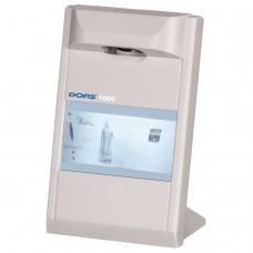 Детектор банкнот DORS 1000 М3, ЖК-дисплей 10 см, просмотровый, ИК-детекция, спецэлемент 'М', серый, 1000M3