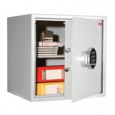 Сейф офисный мебельный облегченной конструкции AIKO 'Т40EL' 400х400х356 мм, 19 кг, электронный замок