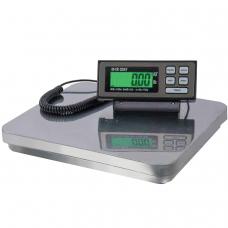 Весы напольные MERCURY M-ER 333FA-150.50 2-150 кг, дискретность 50 г, платформа 360x405 мм, переносной дисплей