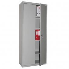 Шкаф металлический офисный НАДЕЖДА ШМС-435, 1880х800х350 мм, разборный