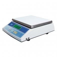 Весы фасовочные MERCURY M-ER 326AF-6.1 LCD 0,04-6 кг, дискретность 2 г, платформа 255x210 мм, без стойки