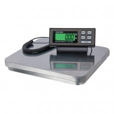 Весы напольные MERCURY M-ER 333BF-150.50 LCD 0,4-150 кг, дискретность 50 г, платформа 355x405 мм, переносной дисплей, 333BF-150.50LCD