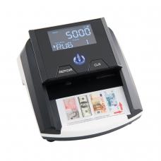 Детектор банкнот MERCURY D-20A LCD, автоматический, ИК-, магнитная детекция, АКБ, черный