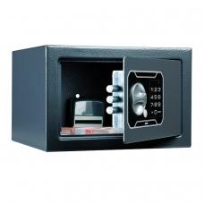 Сейф офисный мебельный облегченной конструкции AIKO 'T-170 EL', 170х260х230 мм, 5 кг, электронный замок, крепление к стене