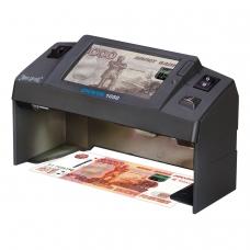Детектор банкнот DORS 1050A, ЖК-дисплей 11 см, просмотровый, ИК-, УФ-, магнитная, антистокс детекция