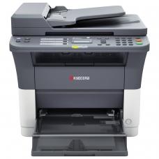 МФУ лазерное KYOCERA FS-1120MFP принтер, копир, сканер, факс, А4, 20 стр./мин, 20000 стр./мес., АПД без кабеля USB