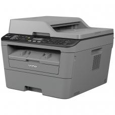 МФУ лазерное BROTHER MFCL2700DWR принтер, сканер, копир, факс, А4, 26 стр./мин., 20000 стр./мес., ДУПЛЕКС, АПД, Wi-Fi, с/к, MFCL2700DWR1