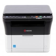 МФУ лазерное KYOCERA FS-1020MFP принтер, сканер, копир, А4, 20 стр./мин., 20000 стр./мес. без кабеля USB, 1102M43RUV