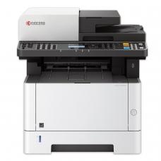 МФУ лазерное KYOCERA M2040dn принтер, сканер, копир, А4, 40 стр./мин., 50000 стр./мес., ДУПЛЕКС, АПД, с/к без кабеля USB