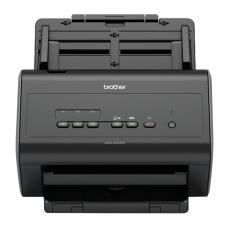 Сканер потоковый BROTHER ADS-2400N, А4, 1200х1200, 60 стр./мин., 3000 стр./день, АПД, сетевая карта кабель USB в комплекте, ADS2400NUN1