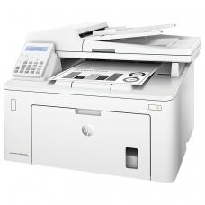 МФУ лазерное HP LaserJet Pro M227fdn принтер, сканер, копир, факс, А4, 28 стр./мин., 30000 стр./мес., ДУПЛЕКС, сетевая карта, G3Q79A