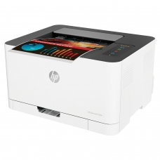 Принтер лазерный ЦВЕТНОЙ HP Color Laser 150nw, А4, 18 стр/мин, 20000 стр/мес, Wi-Fi, сетевая карта, 4ZB95A