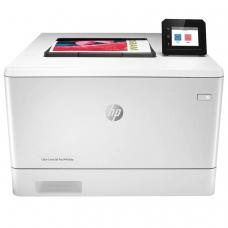 Принтер лазерный ЦВЕТНОЙ HP Color LaserJet Pro M454dw, А4, 27стр/мин, 50000 стр/мес, ДУПЛЕКС, WiFi, сетевая карта, W1Y45A