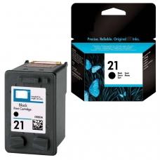 Картридж струйный HP C9351AE Deskjet 3920/3940/officeJet4315/4355, №21, черный, оригинальный