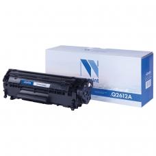 Картридж лазерный NV PRINT NV-Q2612A для HP LaserJet 1018/3052/М1005, ресурс 2000 стр.